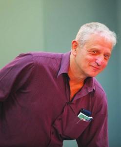 Senior Israeli columnist Nahum Barnea.  (Yossi Zamir/Flash90)