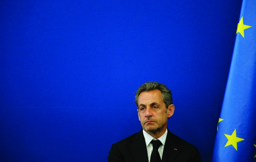 Nicolas Sarkozy, Former President of France (AP Photo/Lionel Cironneau, File)