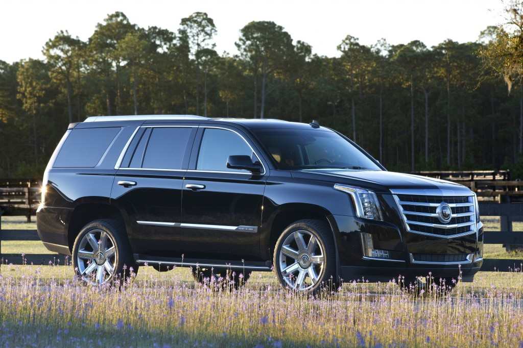 The Cadillac Escalade has been completely redesigned for 2015. It comes with a new 6.2-liter, 420-horsepower V-8 engine, connected to a six-speed automatic transmission. (Richard Prince/MCT)