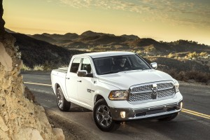 Ram gave its 1500 truck a thorough overhaul for the 2014 model year that included adding an all-new V-6 diesel option. This efficient engine looks to counter Ford's fuel-sipping EcoBoost, an optional turbocharged V-6 that 40 percent of F-150 buyers choose. (Chrysler Group/MCT)