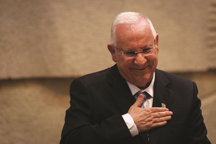 President Reuven Rivlin (Hadas Parush/Flash90)