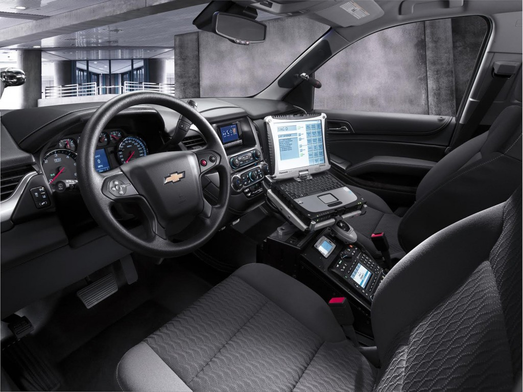 AUTO REVIEW: 2015 Chevy Tahoe More Refined, But Still Only ...