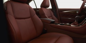 The 2014 Infiniti Q50S has more passenger and cargo space than its competitors. The front seat feels a bit cramped because of a wide center console and wraparound dash, but rear leg and head room are good. (MCT)