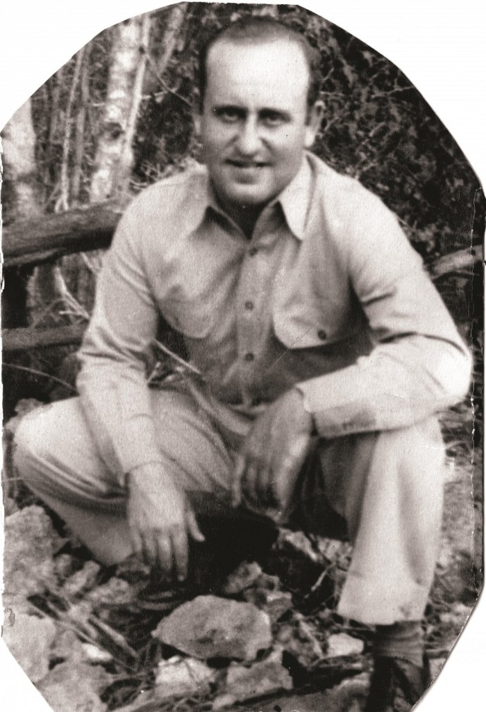 Bernard Gavrin, who lived on Ocean Avenue.  (AP Photo/Gavrin Family Photo)