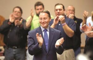 (AP Photo/The Buffalo News, Robert Kirkham)