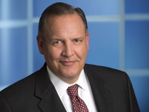 This photo released by United Technologies shows the company's Chief Financial Officer Greg Hayes, named to succeed CEO Louis Chenevert, whose abrupt retirement was announced on Monday, Nov. 24, 2014. (AP Photo/United Technologies)