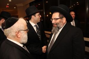 Harav Yaakov Bender, Rosh Yeshivah of Yeshivah Darchei Torah, Far Rockaway NY.