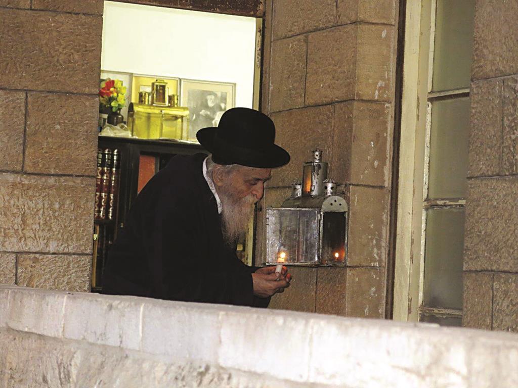 Hagaon Harav Dovid Soloveitchik, shlita