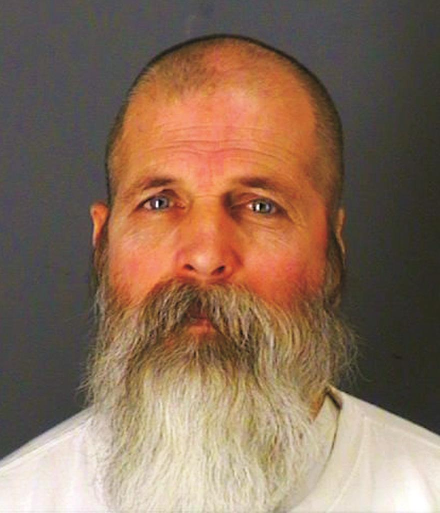 Leon Tennant. (AP Photo/Oneida County Sheriff's Office)