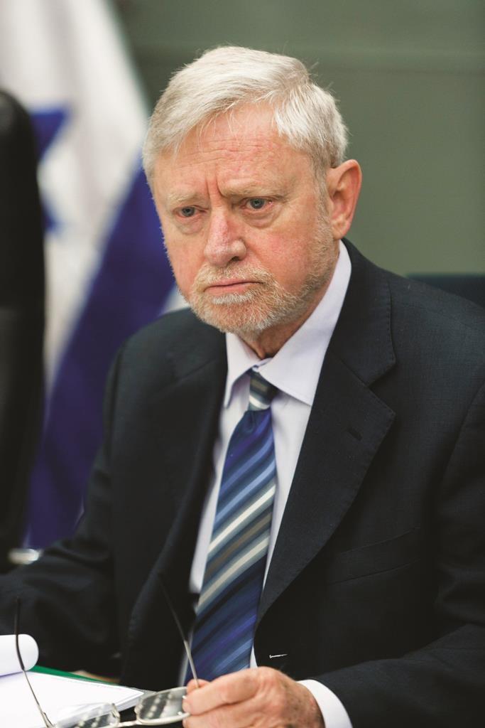 State Comptroller Judge Yosef Shapira. (Flash 90)