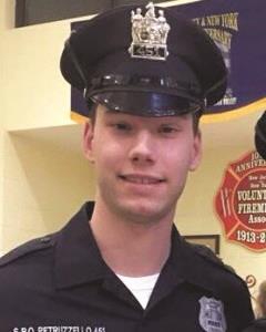 Officer Stephen Petruzzello. (Cliffside Park Police Department)