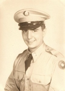 Pfc. Anthony LaRossa, who was reported missing in action and later as having died in North Korea.