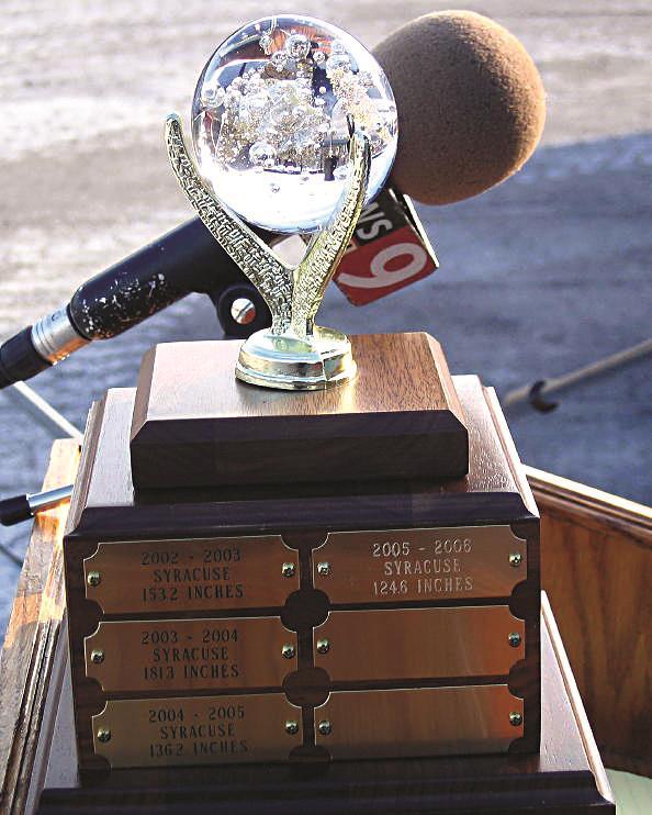 A Golden Snowball award.