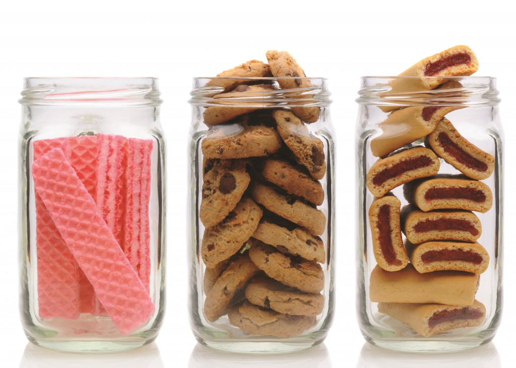 The average American consumes the equivalent of 19.5 teaspoons a day in added sugar.