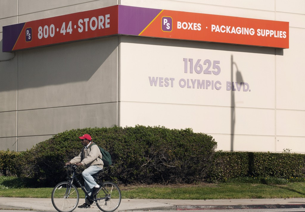 Public Storage operates about 2,388 storage facilities with a total of more than 154 million square feet of space – enough for just under 2,674 football fields of stuff – in 38 states and seven European countries. (Cheryl A. Guerrero/Los Angeles Times/TNS)