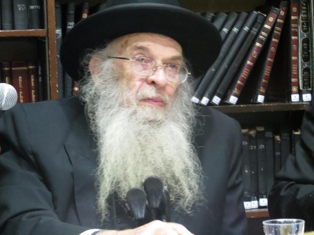 Hagaon Harav Chaim Epstein, shlita
