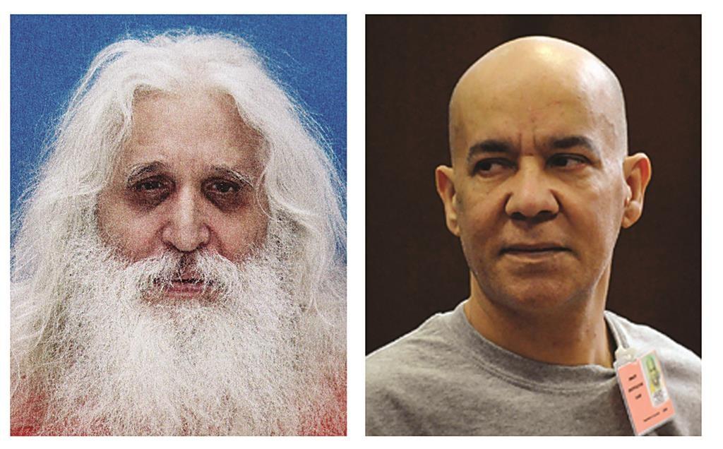 Jose Ramos, left, and Pedro Hernandez. (AP Photos)