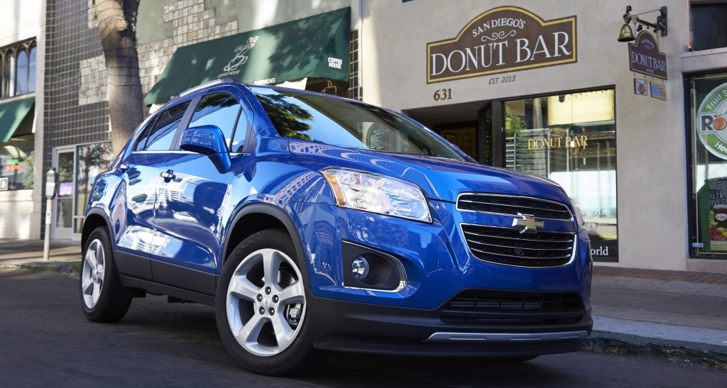 With the utility of an SUV and agility of a compact car, the 2015 Chevrolet Trax is a city-smart vehicle ready for almost any adventure. (TNS)