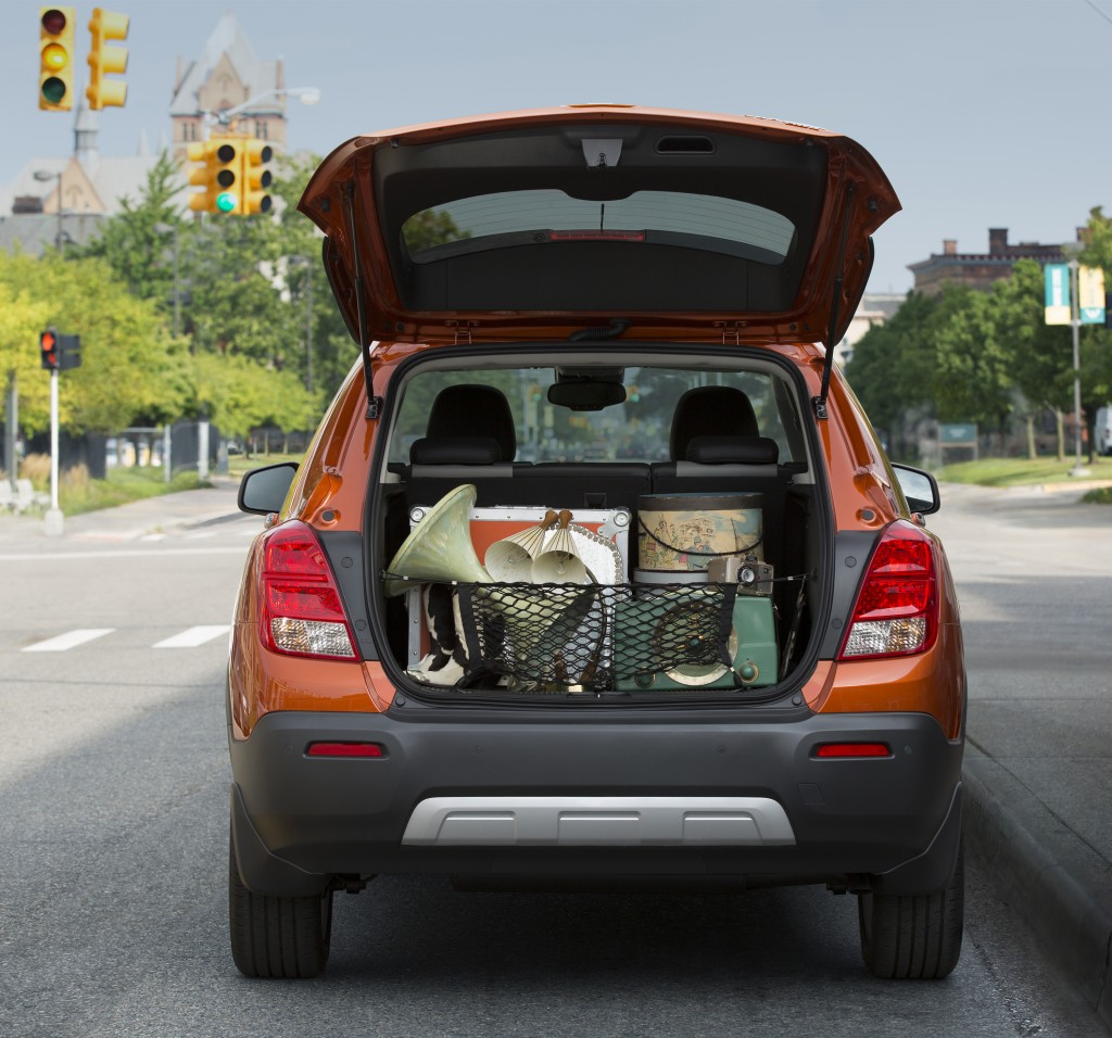 AUTO REVIEW: New 2015 Chevrolet Trax Gives Consumers Yet ...