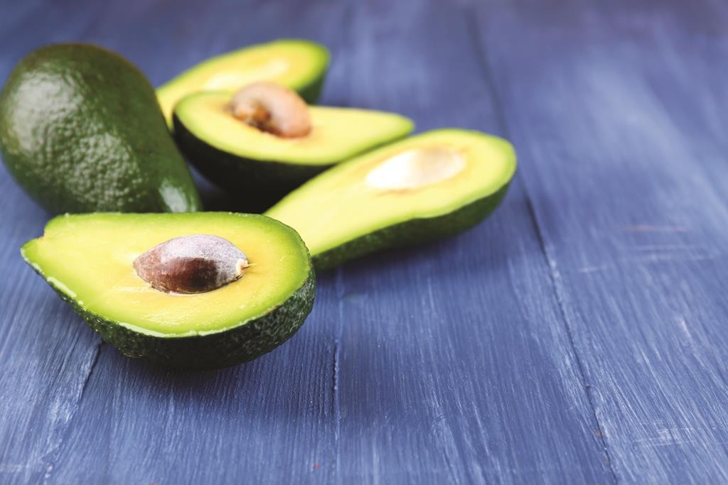 Avocados contain monounsaturated fat, which reduces bad cholesterol, and lowers your risk of stroke, heart disease and cancer, but keep in mind each one contains 322 calories and 29 grams of fat.