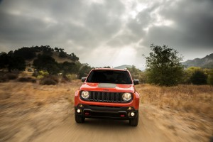 2015 Jeep Renegade Trailhawk (A.J. Mueller)