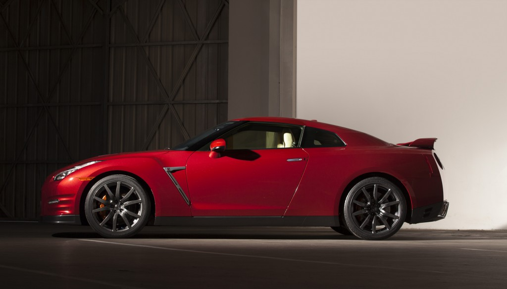 Priced at $106,650, the Nissan GT-R is more than twice as expensive as any other vehicle in Nissan's lineup, accounting for only about 1,400 sales a year. (Mike Ditz/Nissan/TNS)