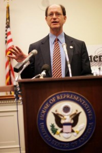 U.S. Rep. Brad Sherman (D-CA). (TIM SLOAN/AFP/Getty Images)