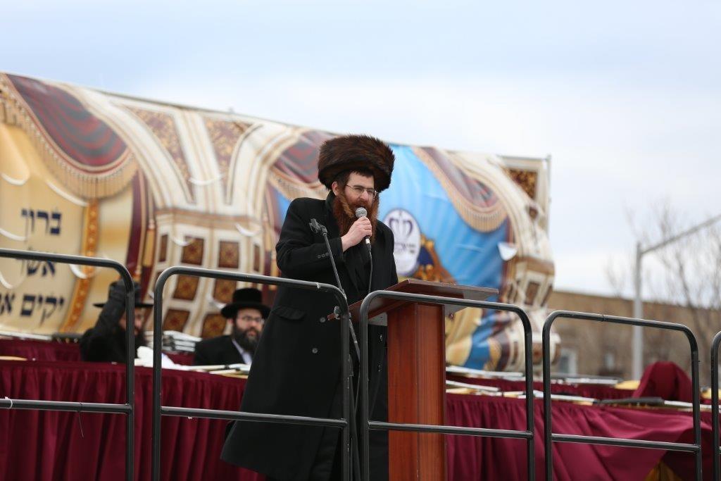Rabbi Leibel Lish. (Yossi Goldberger/JDN)