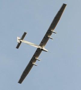 Solar Impulse 2. (AP Photo/Press Trust of India)