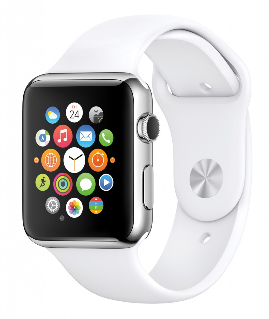 The Apple Watch is set to go on sale April 24. (Apple/TNS)