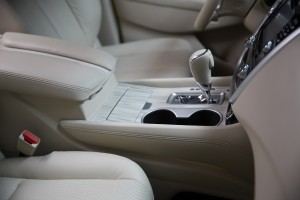 """The 2015 Nissan Murano has """"zero-gravity seats"""" inspired by NASA and developed in a weightless environment, with an impressive result. (Nissan)"""
