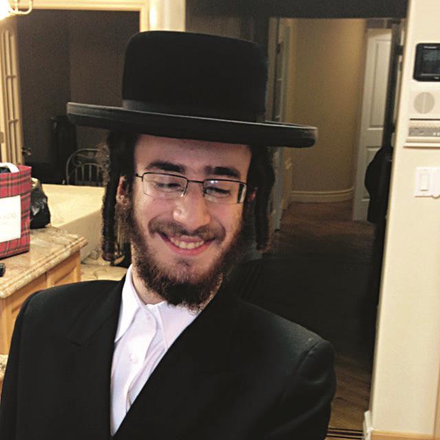 """Habachur Moshe Yitzchok Grundfeld, z""""l"""