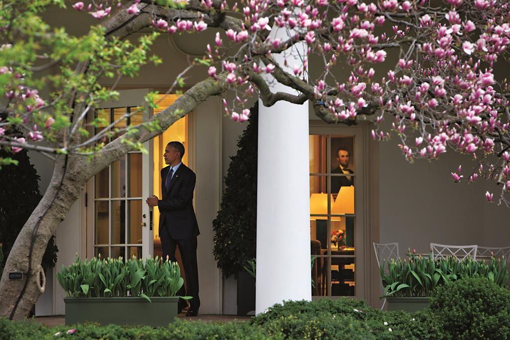 President Obama at the White House in Washington. (AP Photo/Jacquelyn Martin)
