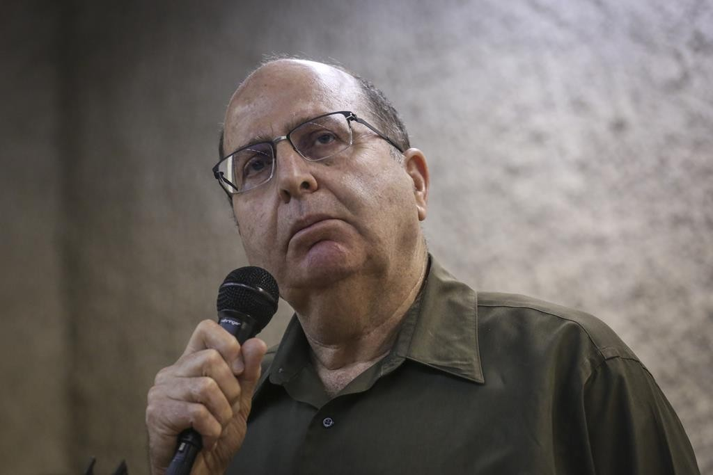 Defense Minister Moshe Yaalon. (Hadas Parush/Flash90)