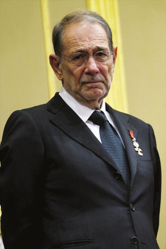 Javier Solana, former secretary-general of NATO. (Juan Naharro Gimenez/Getty Images)
