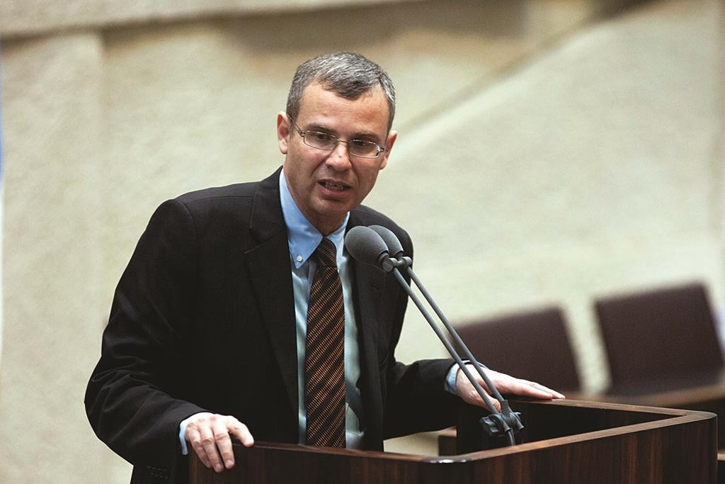 Yariv Levin (Likud), the new Public Security Minister and Tourism Minister, will also be Netanyahu's representative on the Kneeset Ministerial Committee on Legislation.  (Flash90)