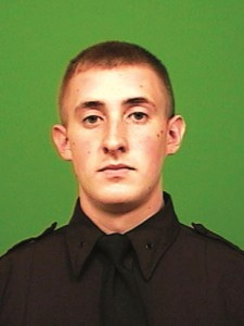 Officer Brian Moore. (NYPD)