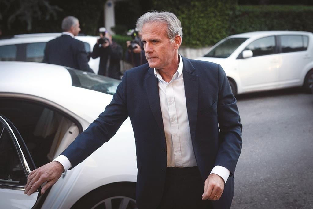 Former Israeli Ambassador to the U.S. Michael Oren, now a member of Knesset (Kulanu). (Ben Kelmer/Flash90)
