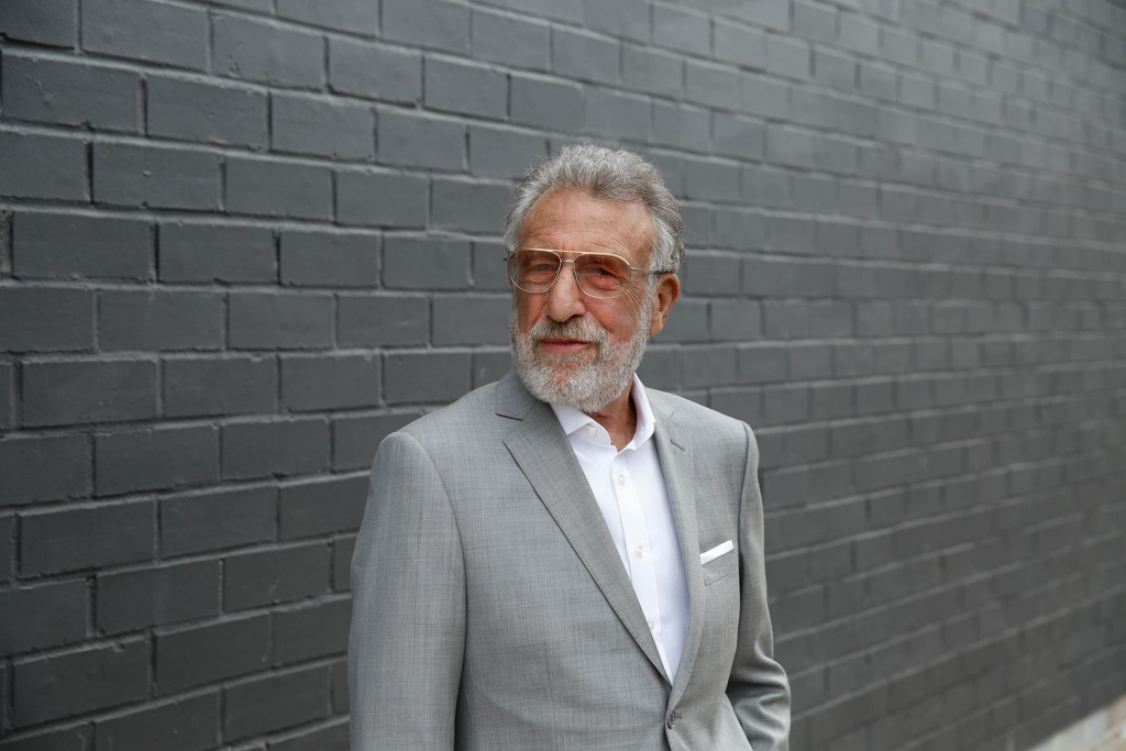 George Zimmer, who was ousted from Men's Warehouse two years ago, recently launched zTailors, a company that sends clothing tailors to homes or offices. (Courtesy of zTailors/TNS)