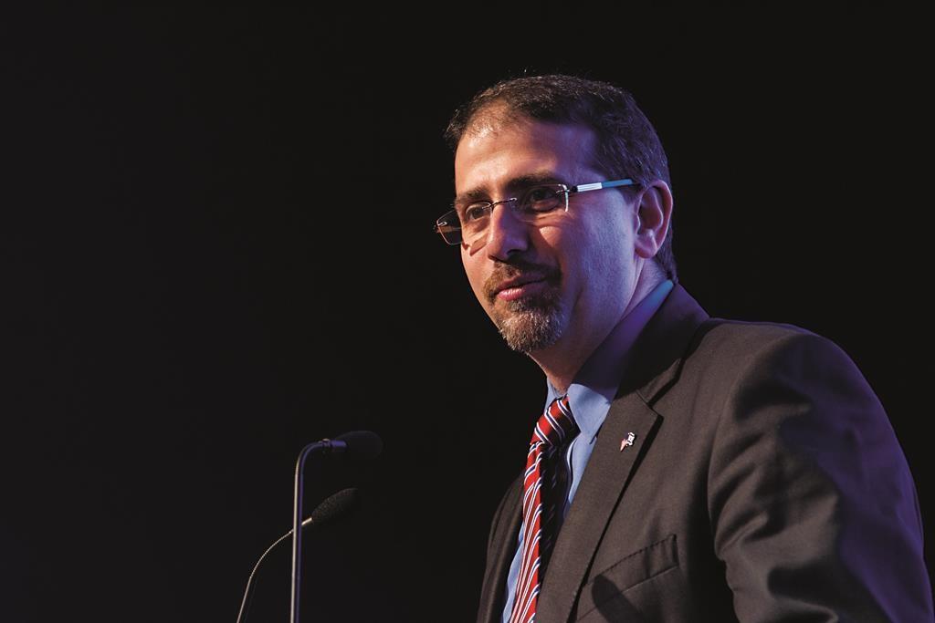 U.S. Ambassador to Israel Dan Shapiro. (Miriam Alster /Flash90)