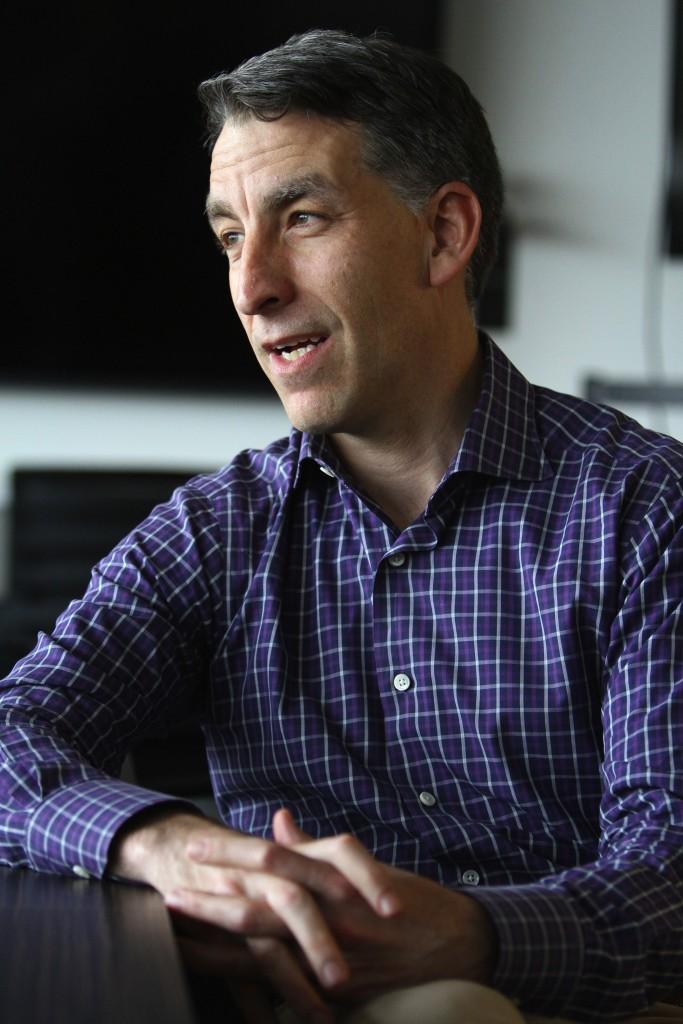 Redfin CEO Glenn Kelman. (John Lok//Seattle Times/TNS)