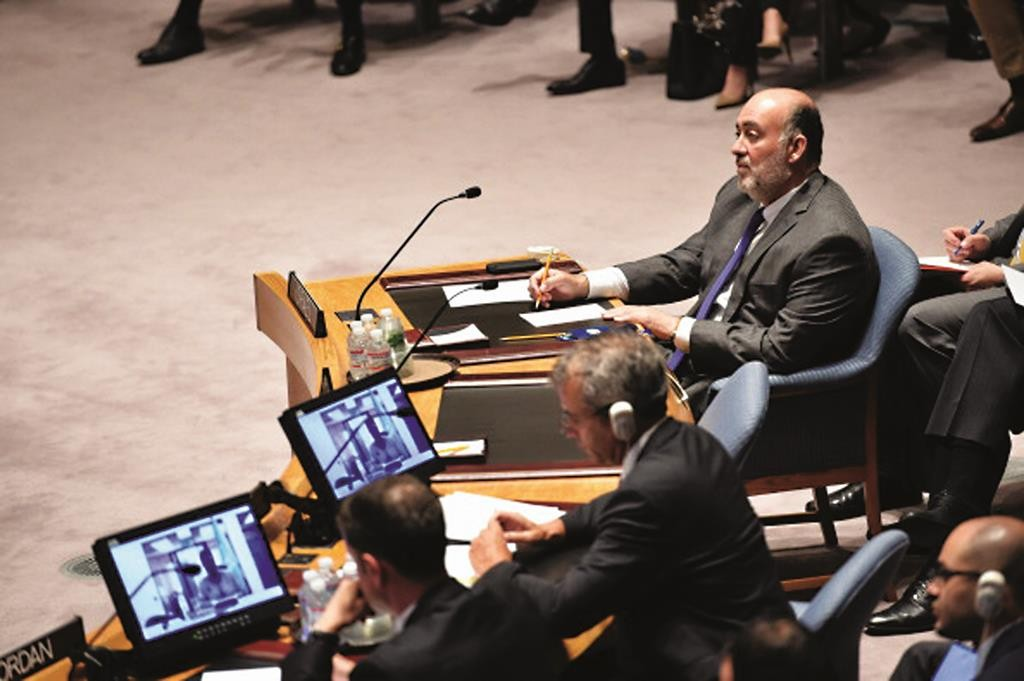 Ron Prosor, Israel's Ambassador to the United Nations. (STAN HONDA/AFP/Getty Images)
