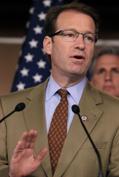 Representative Peter Roskam (R-IL). (Mark Wilson/Getty Images)