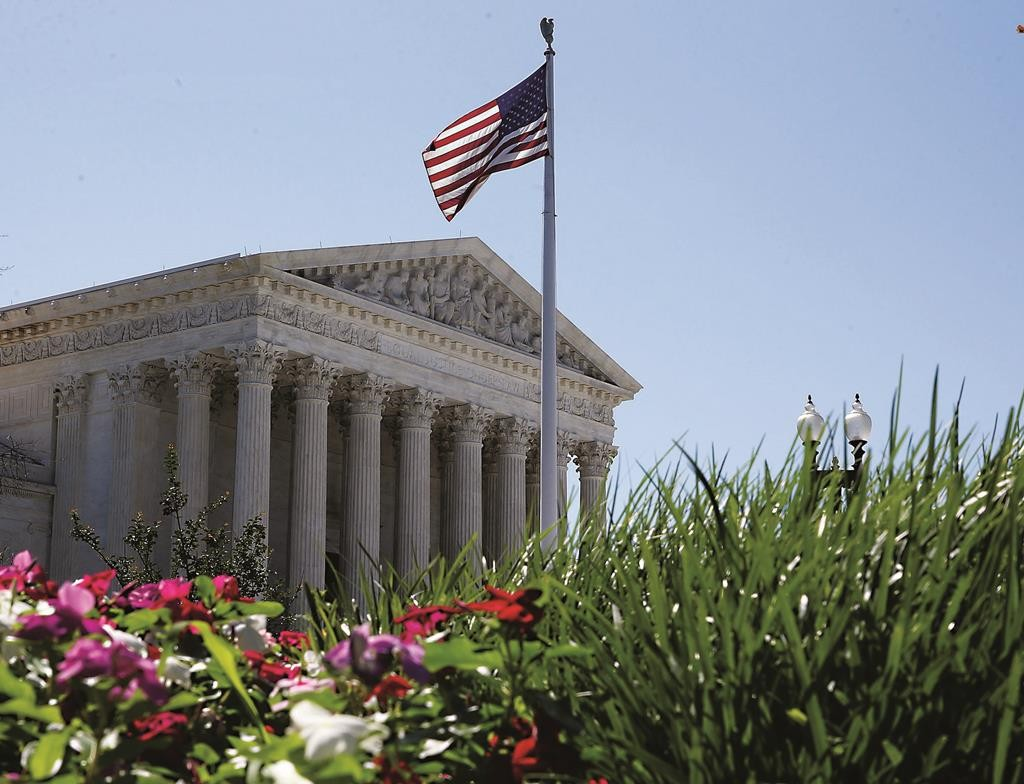 The Supreme Court building in Washington, DC.  (Mark Wilson/Getty Images)