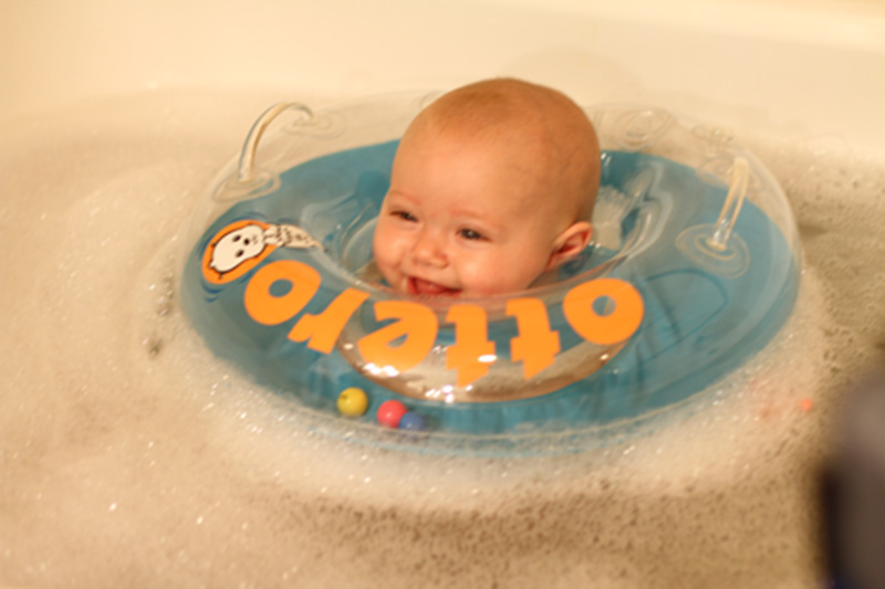 Otteroo Inflatable Baby Float (Consumer Product Safety Commission)