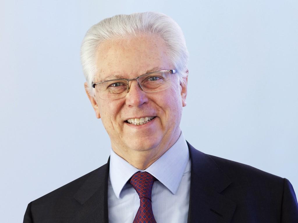 Stefano Pessina, CEO of Walgreens Boots Alliance Inc. (Walgreens Boots Alliance via AP)
