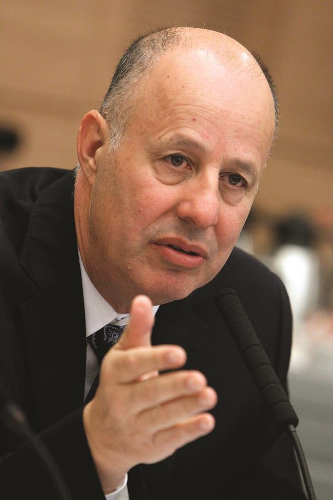 Coalition chairman Likud MK Tzachi HaNegbi. (Miriam Alster/Flash90)