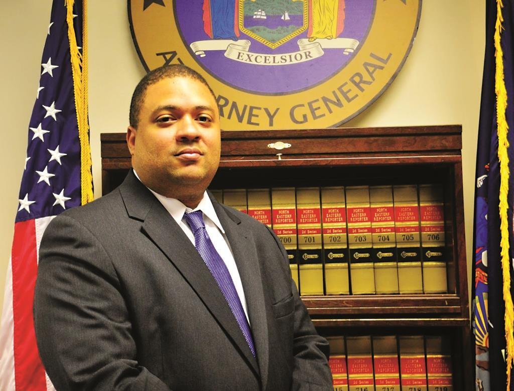 Alvin Bragg. (Office of AG Schneiderman)