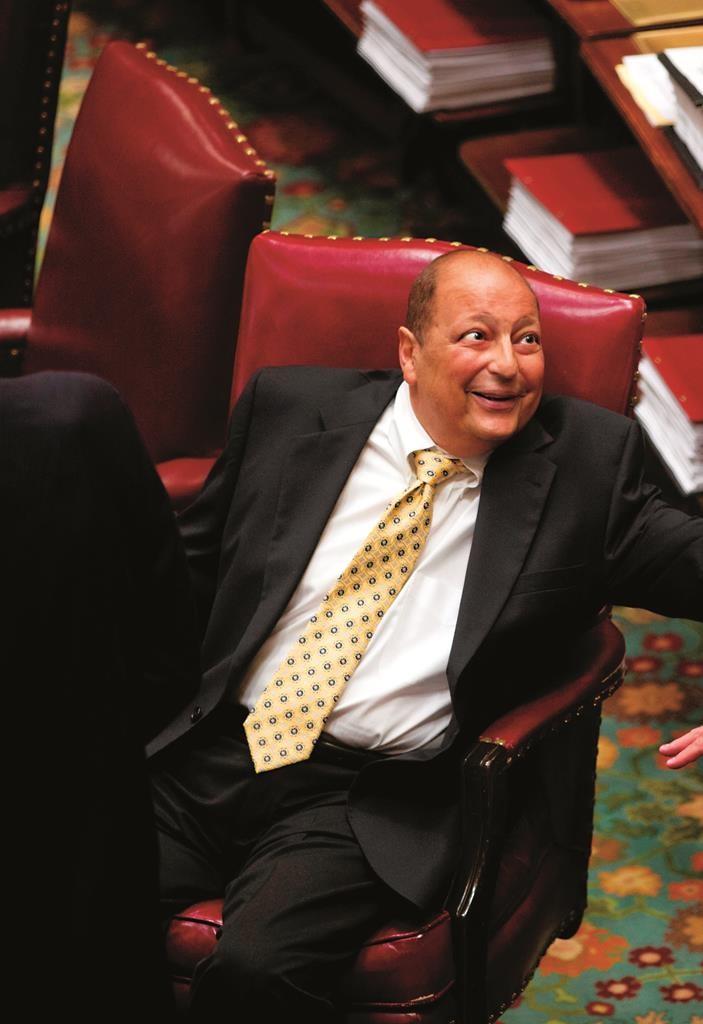 State Sen. Thomas Libous. (AP Photo/Mike Groll)