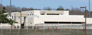 The Federal Bureau of Prisons Correctional Complex where Jonathan Pollard is housed. (Sara D. Davis/Getty Images)